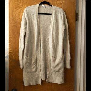 Madewell Super Soft cardigan sweater XS